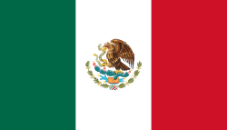 Flag of México